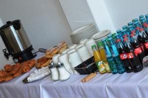 Seminar Buffet
