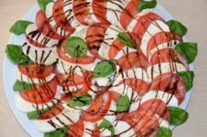 Tomaten-Mozzerella